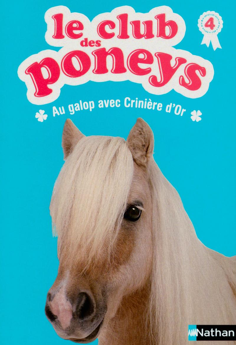 le club des poneys crinière d'or
