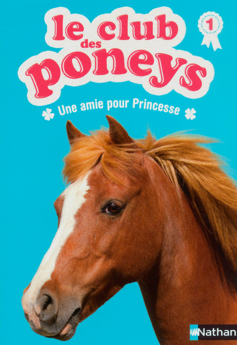 le club des poneys princesse