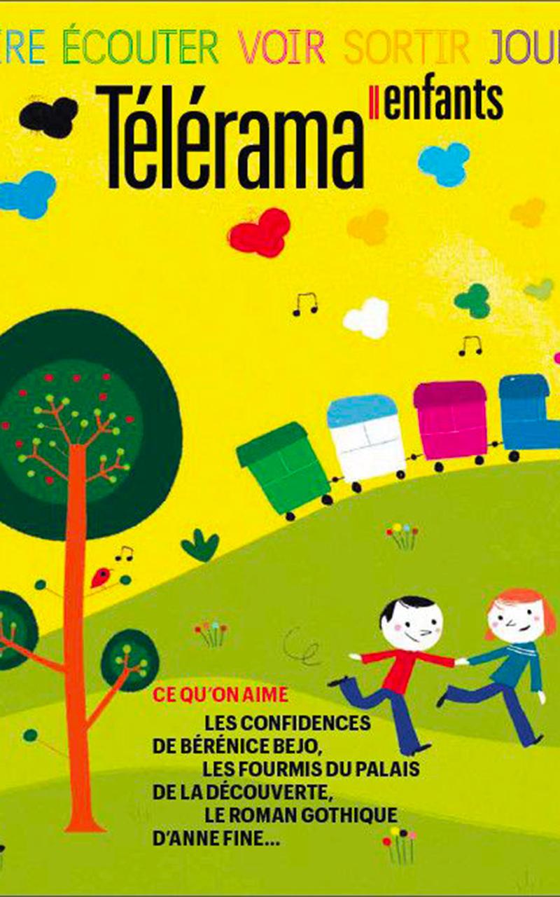 magazine Télérama parle de Club Hippique Forêt de Moulière